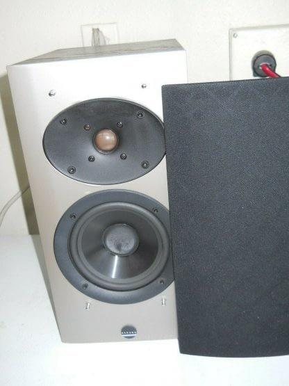 ATHENA TECHNOLOGIES AS B1 1 AUDITION SERIES Audiophile Bookshelf Speaker Pair 274417372934 8