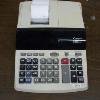 Canon MP25D III Desktop Calculator Extra Large Display 12 Digit 2 Color Print 274147844893