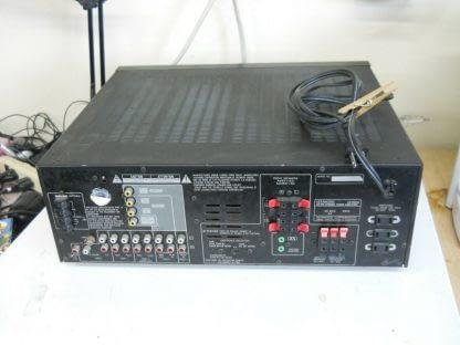 Vintage KENWOOD KR V8030 Audio Video Receiver 274405645603 5