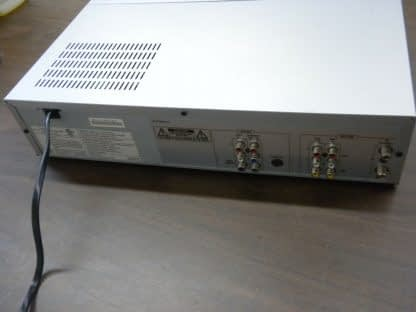 Go Video DV2150 DVD VCR Combo VHS Player Dual Deck with Remote Good condition 264580448041 4