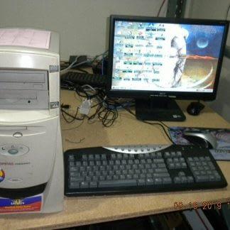 Vintage Compaq Presario 5151 MT AMD 350MHz 96MB RAM CDROM ZIP Drive Win 98 274223911594