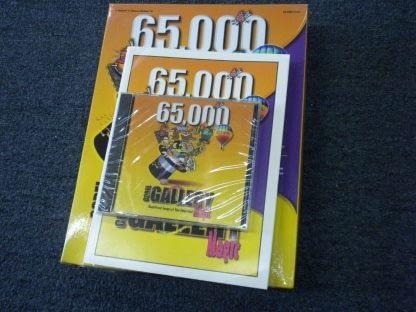 Corel Gallery Magic 65000 Windows 31x runs on Windows 95 New Sealed 264352118457 2