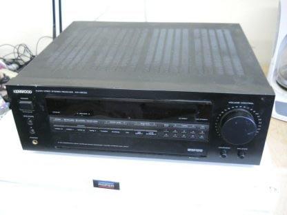 Vintage KENWOOD KR V8030 Audio Video Receiver 274405645603 8