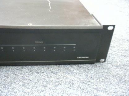 CRESTRON CNX PAD8A Professional Audio Distribution Processor Rack Mount Works 264570328627 3