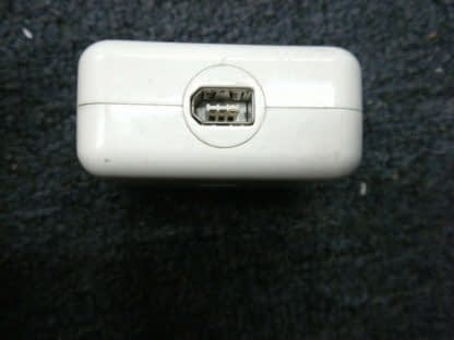 Genuine Apple iPod Nano Charger A1070 Firewire connector 274265835395 2