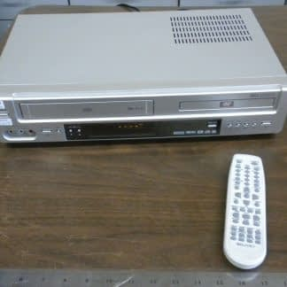 Go Video DV2150 DVD VCR Combo VHS Player Dual Deck with Remote Good condition 264580448041