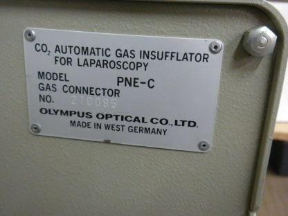 Olympus PNE C Automatic Gas Insufflator for Laparoscopy 264369081760 6