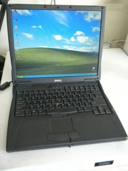 Vintage Dell Latitude PP01L Windows XP Pro Works Great Tested 264656301700