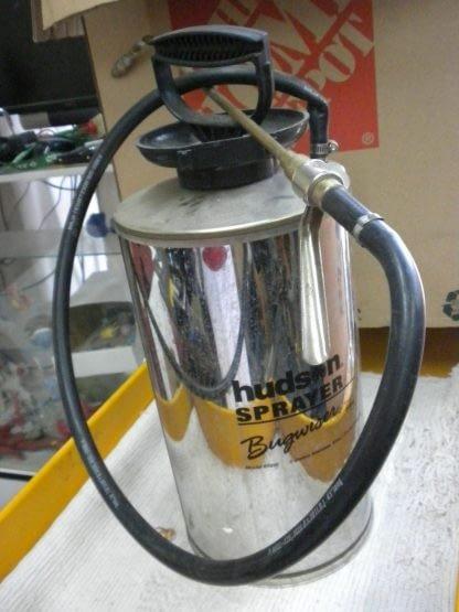 Hudson 67220 Bugwiser Stainless Steel Sprayer Bright Finish 2 Gallon 274147844899 5