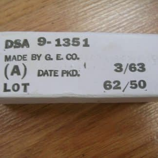 Genuine GE USAF 5814A 12AU7 Vintage Tube for Preamp and Mic New in box 273826567952