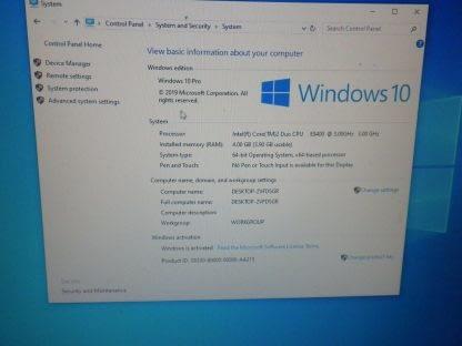 HP Compaq 8000 Elite SFF Desktop PC Works Great 274219167253 6