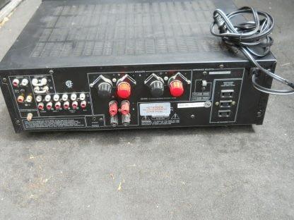 Vintage Yamaha AX 592 Natural Sound Stereo Amplifier 274405537527 4